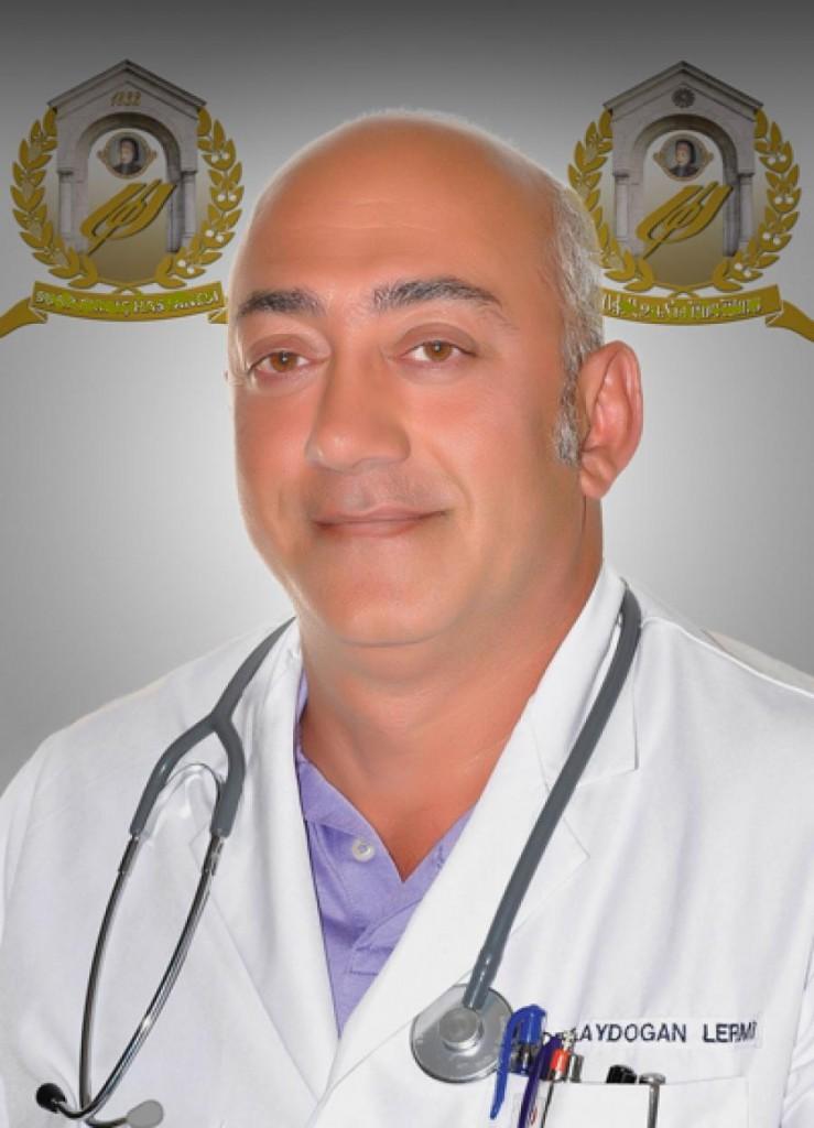 Dr. Aydoğan Lermi Enfeksiyon Hastalıkları ve Klinik Mikrobiyoloji Uzmanı